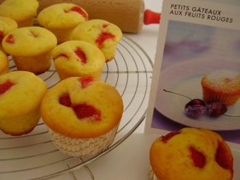 Petits Gateaux Aux Fraises La Cuisine De Rosine
